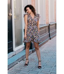 ambika jurk multicolor rue