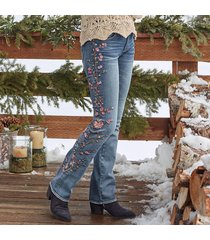 driftwood jeans kelly cherry blossom jeans