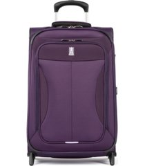 "travelpro walkabout 5 21"" 2-wheel softside carry-on, created for macy's"