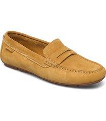 karina 1b loafers låga skor brun marc o'polo