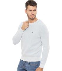 sweater regular dye celeste calvin klein