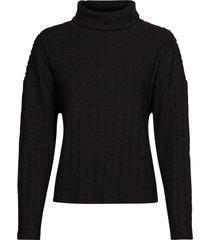 maglia soffice a coste (nero) - bodyflirt