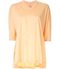 08sircus jersey t-shirt - orange