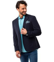 blazer casual azul arrow