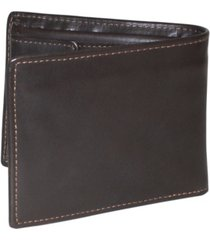 dopp regatta convertible billfold wallet with zip bill compartment