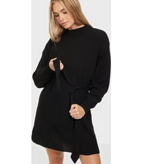 glamorous knitted dress loose fit dresses