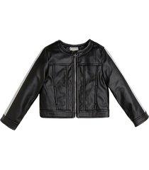zip bands jacket