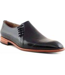 zapato negro briganti hombre navarra