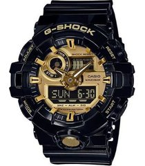 reloj g shock ga_710gb_1a negro resina