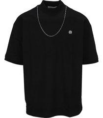 ambush chain link detail t-shirt