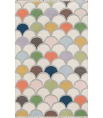 novogratz topanga top-2 multi 2' x 3' area rug