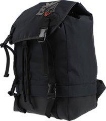 emporio armani backpacks & fanny packs