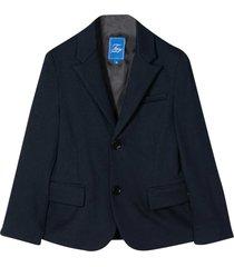 fay blue jacket