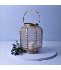 luminária farah cor: prata - tamanho: único