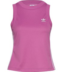 tank t-shirts & tops sleeveless rosa adidas originals