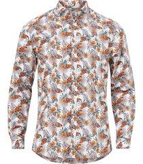 skjorta jprblagraduation print shirt l/s