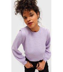 sweater jacqueline de yong lila - calce regular