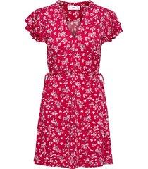 gala8 dresses everyday dresses röd mango