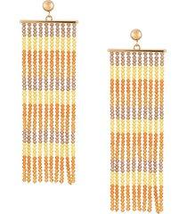 les rideaux fringe earrings