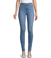 l'agence women's marguerite high-rise skinny jeans - cascade - size 24 (0)