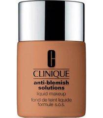 base liquida anti-blemish solutions liquid makeup clinique fresh sand