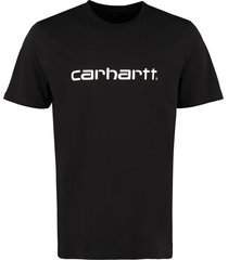 carhartt printed short sleeve cotton t-shirt
