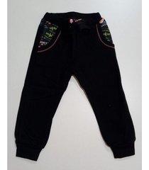 pantalón negro cante pido enjoy