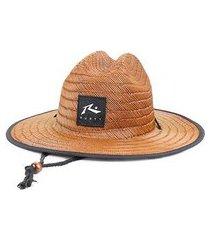 chapéu rusty straw