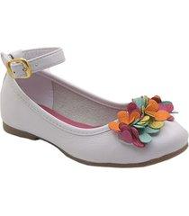 baleta blanca pink girls