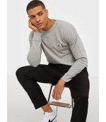 calvin klein underwear l/s sweatshirt tröjor grå