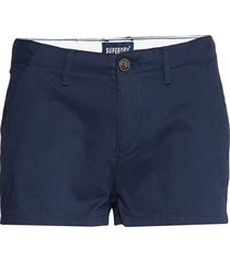 chino hot short shorts flowy shorts/casual shorts blå superdry