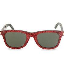 50mm square core sunglasses