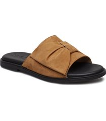 a-7914 shoes summer shoes flat sandals brun wonders