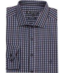 camisa dudalina fio tinto xadrez masculina (xadrez, 6)