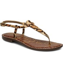 gigi shoes summer shoes flat sandals brun sam edelman