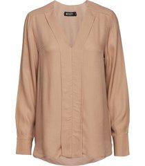 meristem blouse lange mouwen oranje tiger of sweden