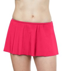 profile by gottex tutti frutti skirted swim bottoms women's swimsuit