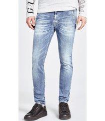 jeansy z obniżonym stanem typu slim