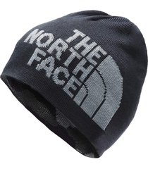gorro the north face highline cinza
