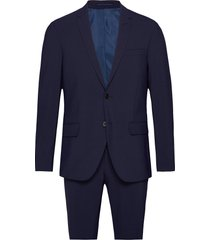 suit andersen-jepsen kostym blå bertoni