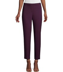 marcia stretch suiting ankle pants