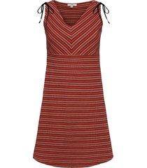 dress jacqua dresses everyday dresses röd tom tailor