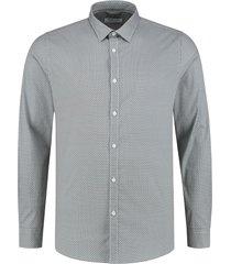 dstrezzed overhemd - slim fit - wit