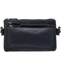 men's multi-function waist bag