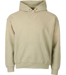 logo graphic hoodie,