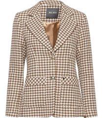 hayli cannes jacket blazers business blazers brun mos mosh