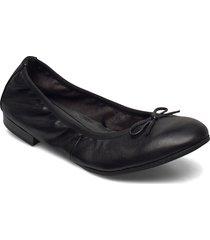 woms ballerina ballerinaskor ballerinas svart tamaris