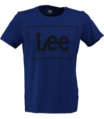 lee reg fit stevig shirt sodalite blue
