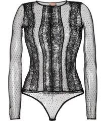 ermanno scervino lingerie bodysuits