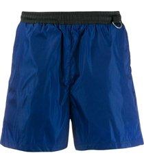 low brand short de natação - azul